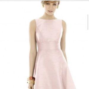 Alfred sung pink dress